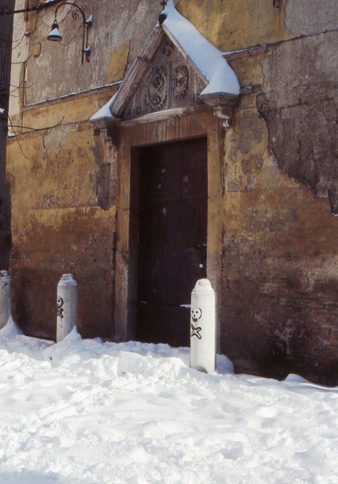 CHIARA MARIA SAVINA PIGNATARI E IL SUO MONUMENTO FUNEBRE –  1829 –  NELLA CHIESA DEL PURGATORIO (SEC. XVI)
