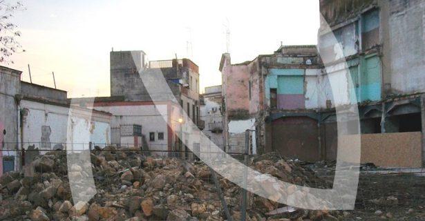 12 GENNAIO 2012: IL RICORDO DI UN COLPO FERALE INFERTO ALLA TERRAVECCHIA – CENTRO STORICO MEDIEVALE DI CERIGNOLA. PER NON DIMENTICARE! – QUARTA PARTE