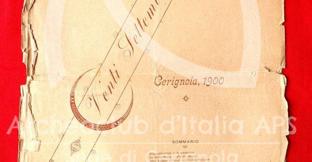 IL MILITARE CERIGNOLANO ARCANGELO AMAROTTA CHE PARTECIPO' ALLA BRECCIA DI PORTA PIA IL 20 SETTEMBRE 1870